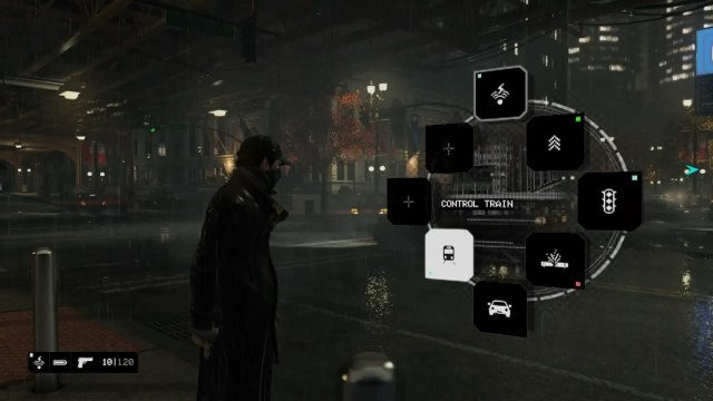 Watch-Dogs - controlling